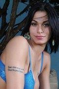 Mariana de Castro - Brazilian-Transsexuals.Com